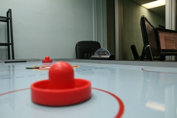 office_airhockey