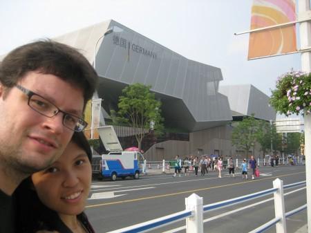 Shanghai Expo - Deutschland