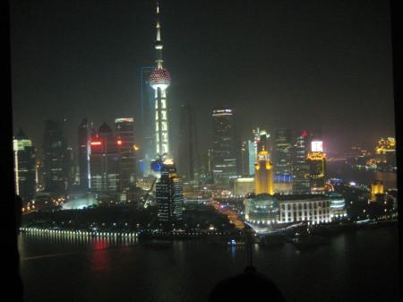 Shanghai - Pudong Skyline