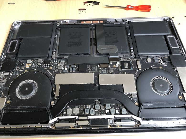 Neuer Akku im MacBook Pro